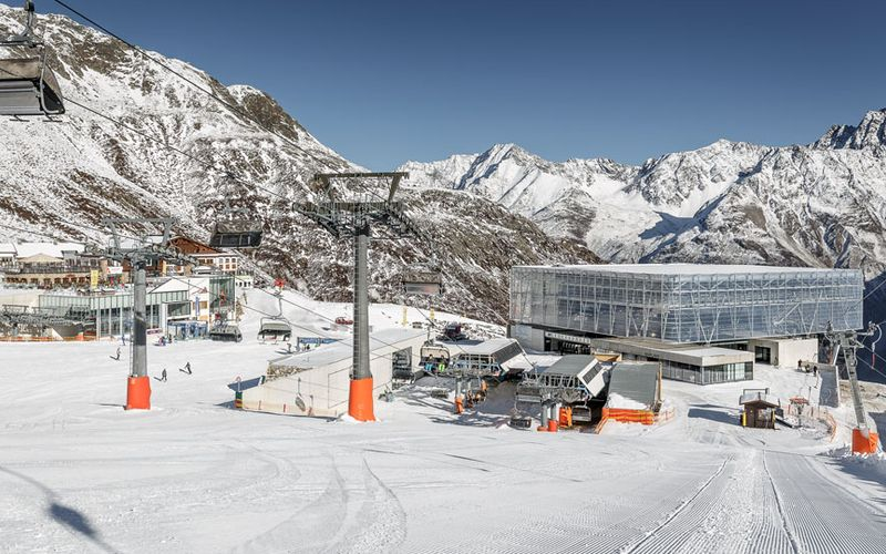 ski resort Sölden