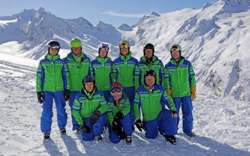 Staatlich geprüfte Snowboard- und Skilehrer